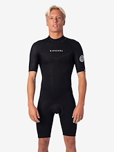 Rip Curl Dawn Patrol 2mm Back Zip Springsuit Mens