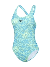Speedo Boom Pullback One Piece Womens