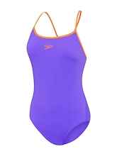 Speedo Tie Back One Piece