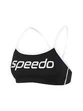 Speedo Endurance Plus Basic Crop Top Womens