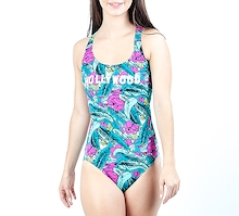 Speedo Leaderback One Piece Hollywood