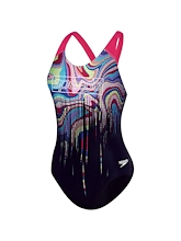 Speedo Powerstrike Leaderback One Piece Womens
