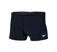 Speedo Mens Basic Aquashort - Black