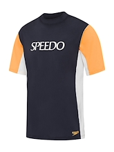 Speedo Motion Relaxed Short Sleeve Rashie Mens