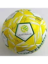 Summit Socceroos Signature Ball