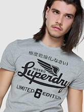 Superdry Military Graphic Tee