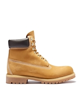 Timberland 6 Inch Premium Boot Wheat Nubuck Mens