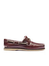 Timberland Classic 2 Eye Boat Shoes Mens