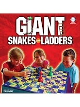 Wahu Giant Snakes and Ladders