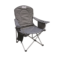 Coleman Deluxe Cooler Quad Chair