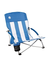 Coleman Low Sling Quad Beach Chair