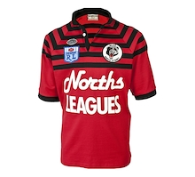 North Sydney Bears 1991 Retro Jersey