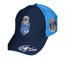 NSW State of Origin Replica Training Cap 2017