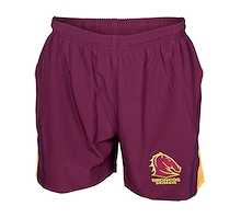 Brisbane Broncos Youth Core Shorts