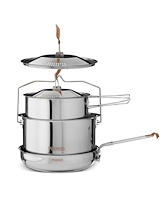 Primus CampFire Cookset Stainless Steel Large PREORDER