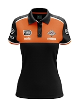 Wests Tigers Ladies Players Media Polo 2021