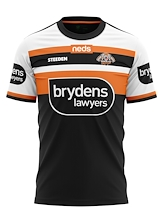 Wests Tigers Players Replica Training Tee 2021