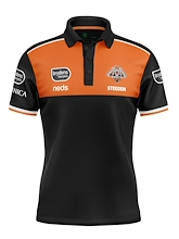 Wests Tigers Replica Players Media Polo 2021