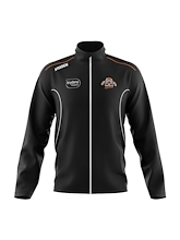 Wests Tigers Players Replica Spray Jacket 2021