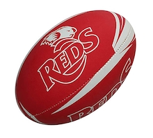 Gilbert Super Rugby Supporter Ball Reds