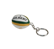 Gilbert Wallabies Replica Keyring