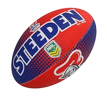 Steeden Newcastle Knights Supporter Size 5 Ball