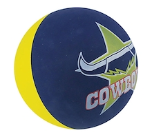 Steeden North QLD Cowboys High Bounce Ball 12 Pack