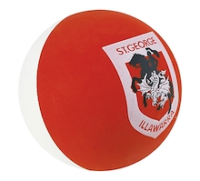 Steeden St.George Dragons High Bounce Ball 12 Pack