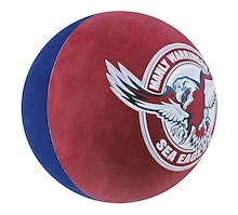 Steeden Manly Sea Eagles High Bounce Ball 12 Pack