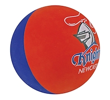 Steeden Newcastle Knights High Bounce Ball 12 Pack