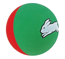 Steeden Souths Rabbitohs High Bounce Ball 12 Pack