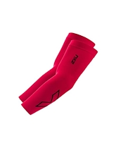 2XU Unisex Flex Running Compression Arm Sleeves