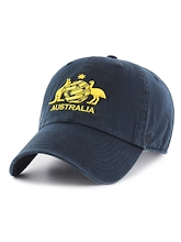 Socceroos 47 Clean Up Cap
