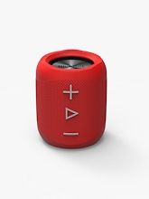 Blue Ant X1 Portable Bluetooth Speaker Red