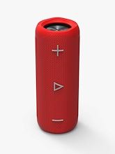 Blue Ant X2 Portable Bluetooth Speaker Red