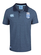 NSW State of Origin Framework Yarn Dye Polo 2018