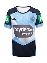 NSW State of Origin Evo Pro Jersey Kids 2018