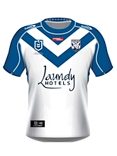 Canterbury Bulldogs Home Jersey 2021