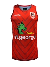 St George Dragons Training Singlet 2021