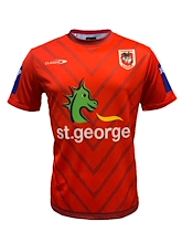 St George Dragons Training Tee 2021