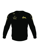 South Sydney Rabbitohs Crew Fleece 2021