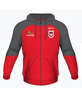 St George Dragons Youth Full Zip Hoodie 2021