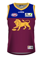 Brisbane Lions Youth Home Jersey 2021