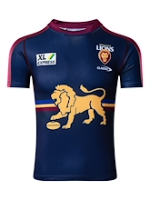 Brisbane Lions Youth Training Tee 2021