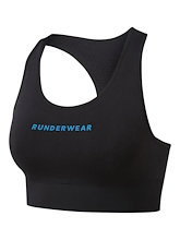 Runderwear Low Impact Running Crop Top Womens