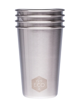 VFF Bonus Points Ever Eco Stainless Steel Cups 4PK