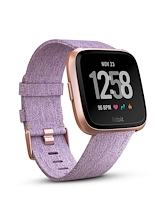Fitbit Versa Lavender Woven Special Edition