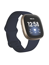 Fitbit Versa 3 Midnight Soft Gold PREORDER