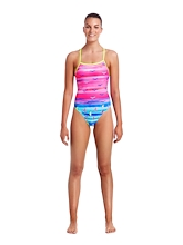 Funkita Tie Me Tight One Piece Regatta Royale