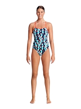 Funkita Single Strap One Piece Pengoo Parade